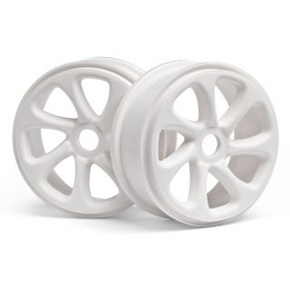 Bílé turbínové disky (2 ks.)