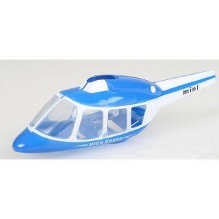 Kabína modrá - Jet TRACER