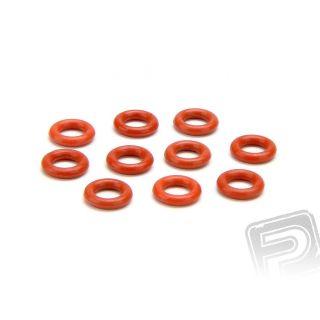 Silikonový O-kroužek 5x9x2mm (10kusů)