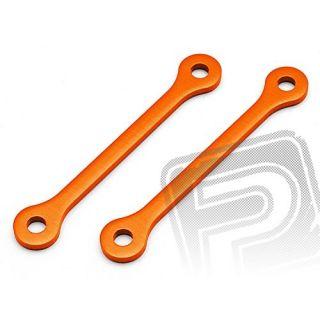 Spodní spojovačky ramen 4x54x3mm (Oranžové/2ks)