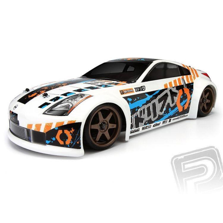 SPRINT 2 Drift RTR s 2,4GHz RC soupravou, kar. Nissan 350Z