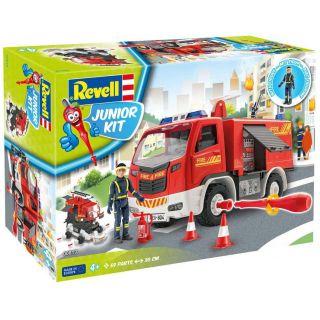 Junior Kit auto 00819 - Firetruck with figure (1:20)