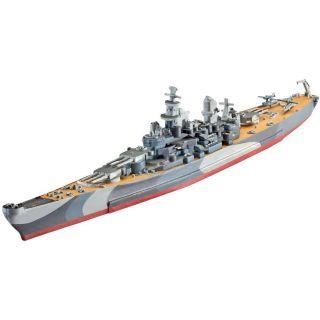 ModelSet loď 65128 - Battleship U.S.S. Missouri (WWII)  (1:1200)