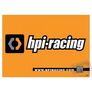 HPI Racing - banner 2011 (119x84cm) papierový