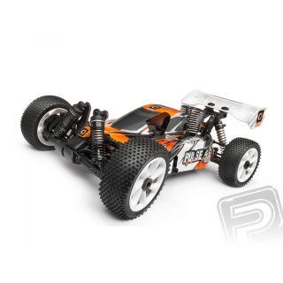 PULSE 4,6ccm Buggy RTR s 2,4GHz RC soupravou