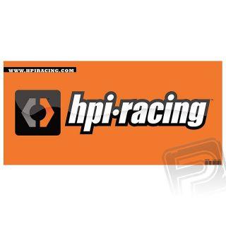 HPI - nálepka na sklo (obojstranná) - 42x20cm