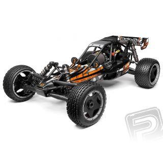 Baja 5B 2,0 Buggy RTR s 2,4GHz RC soupravou, kar. černá