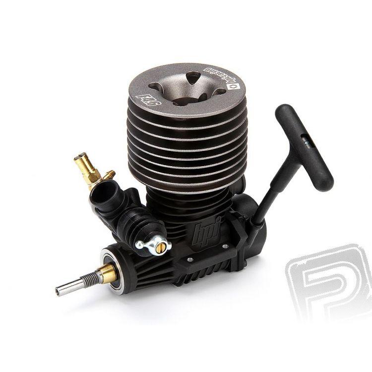 HPI - Nitro Star F4.6 V2 motor s tahovým startérem