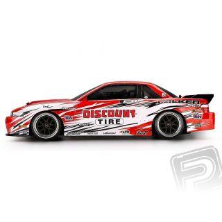 HPI Nitro 3 Drift RTR (Nissan S-13 Discount Tire)