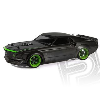HPI Nitro RS4 3 EVO + RTR (Ford Mustang)