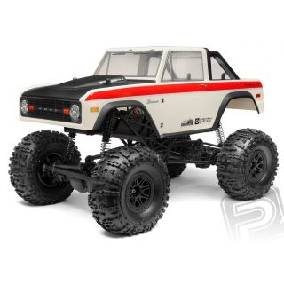Crawler King s karosériu Ford Bronco 1973 RTR s 2,4GHz súpravou