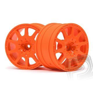 WR8 disky šíře 35 mm (2 ks) - oranžové