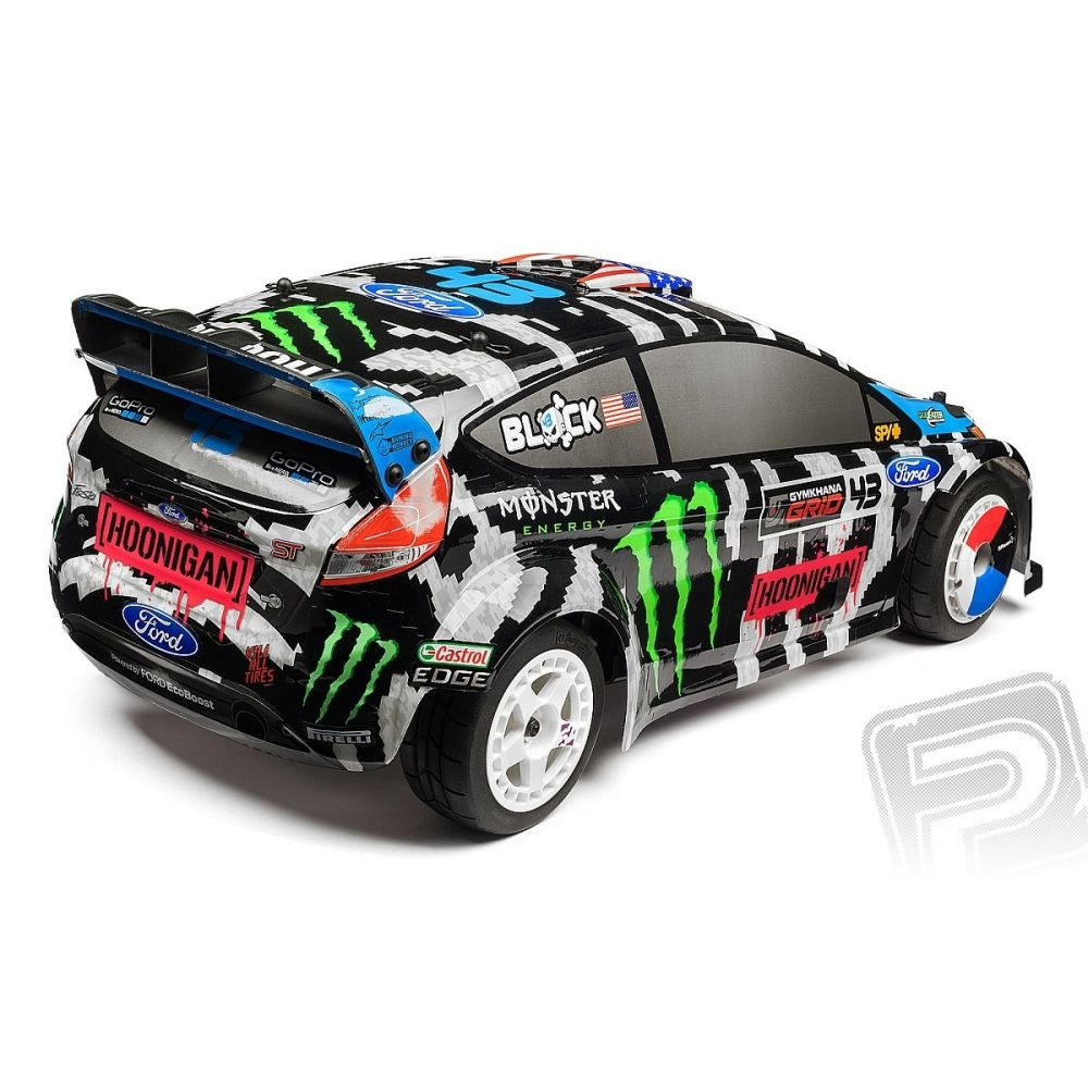 wr8 3 0 rtr 2 4 ghz s karos riou ken block ford fiesta st rx43. Black Bedroom Furniture Sets. Home Design Ideas
