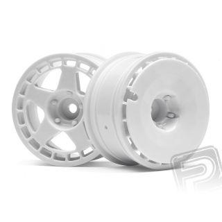Biele disky FIFTEEN52 TURBOMAC (26mm / 2 ks)