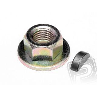 Samojistící matice magneta, M7 FUELIE 23 ENGINE