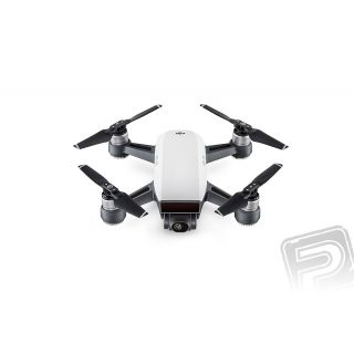 DJI - Spark Fly More Combo (Alpine White version) + DJI Goggles
