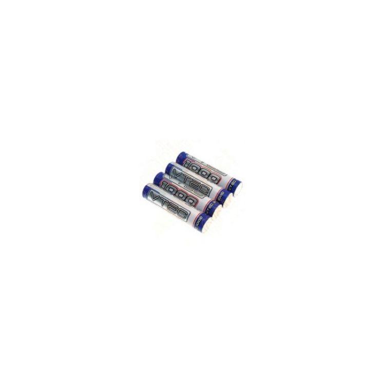 NOSRAM - 1,2 V 1000mAh UC VTEC AAA NiMH 1ks