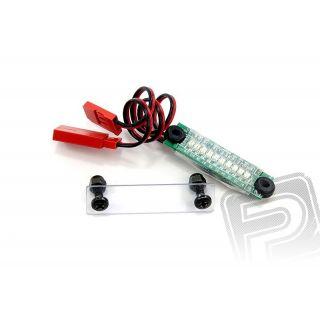 LED indikátor stavu batérií