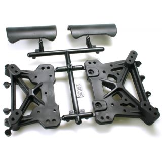 Shock Tower set buggy Robitronic