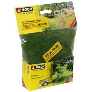 Divoká tráva XL, jasno zelená, 12 mm