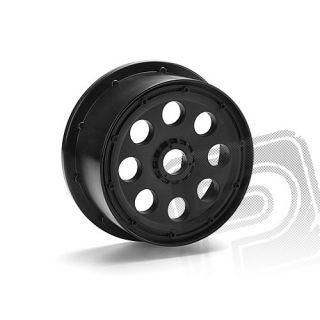 OUTLAW disky čierne (120x60mm / -4mm OFFSET / 2ks)