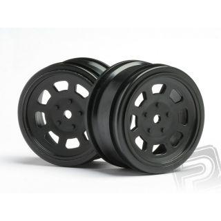 VINTAGE STOCK disky 26mm čierne (0mm OFFSET)