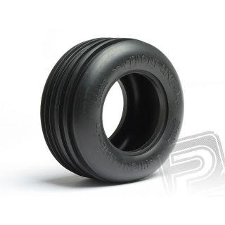 Predné Line guma D zmes (2,2in / 102x53mm / 2ks)