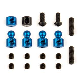 B6.1 kovové a hliníkové díly stabilizátoru