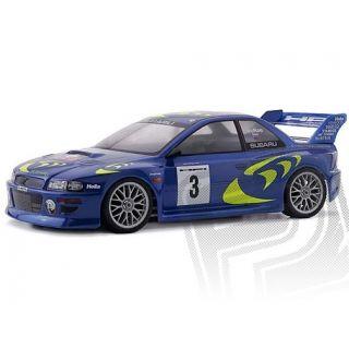 Karoséria číra Subaru Impreza WRC 98 (190mm)