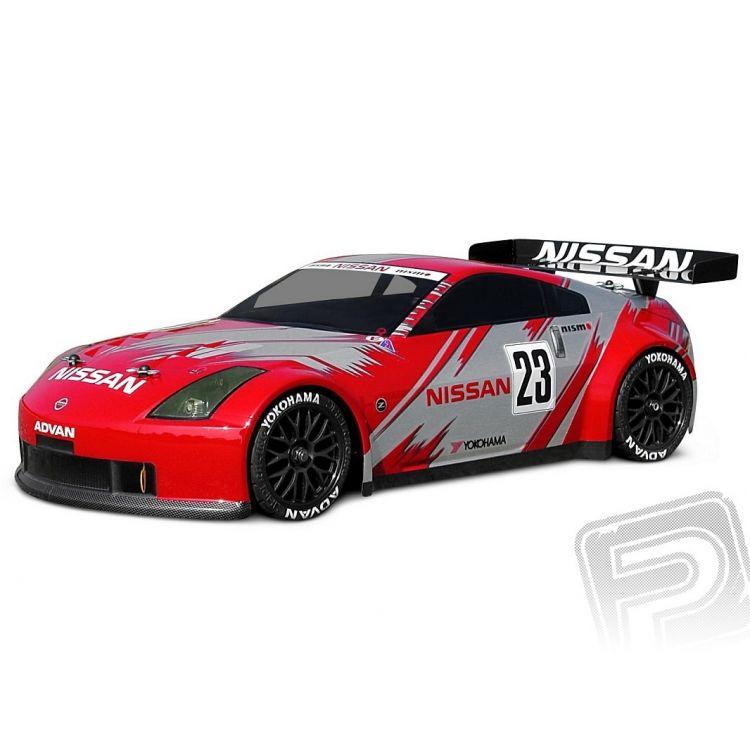 Karoserie čirá Nissan 350Z Nismo GT (190 mm)