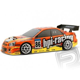 Karoséria číra HPI Racing Impreza (190mm / rázvor 255 mm)