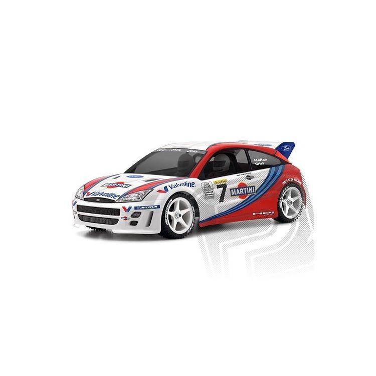 Karoserie čirá Ford Focus WRC (200 mm)