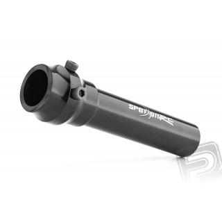 Prodloužení výfuku pr15,2mm Černé