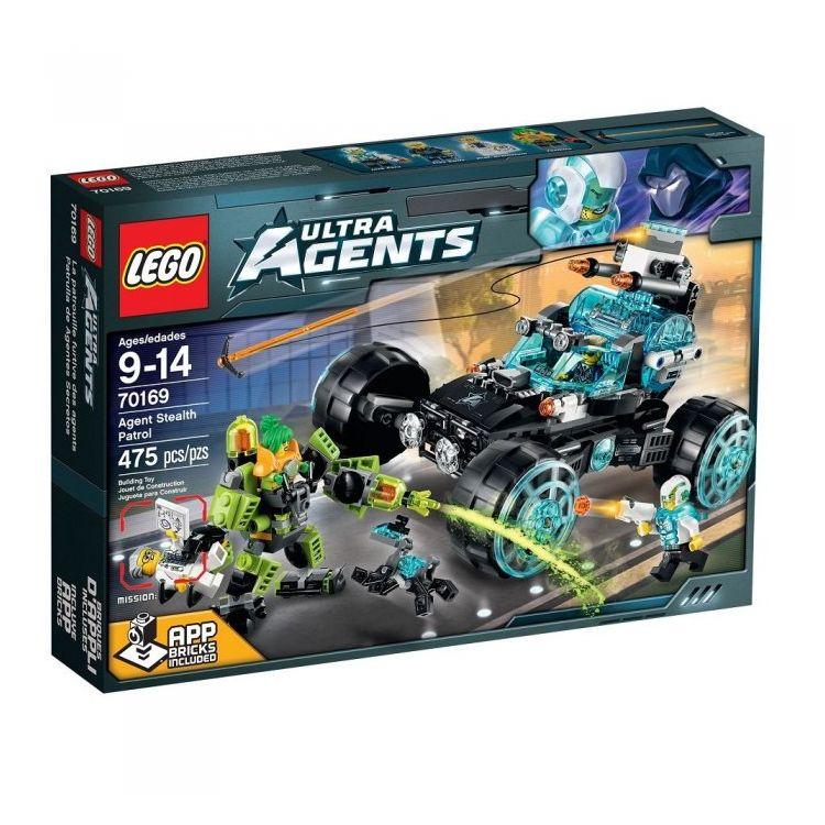 LEGO Ultra Agents - Hliadka tajných agentov