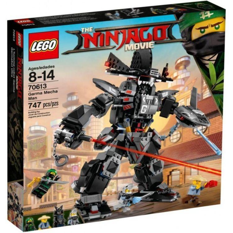 LEGO Ninjago Movie - Garmandonov Robo-Hai