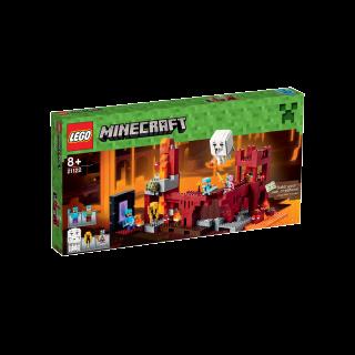 LEGO Minecraft - Podzemná pevnosť