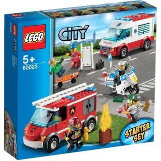 Lego City - Štartovacia sada