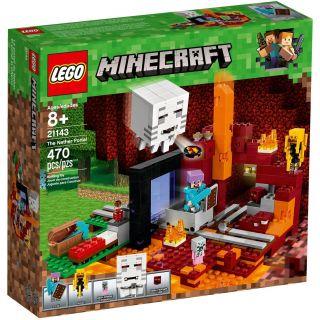 LEGO Minecraft - Podzemná brána