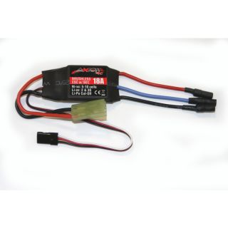 Axion RC - striedavý regulátor 18A 2-3LiPo, 5-10NH