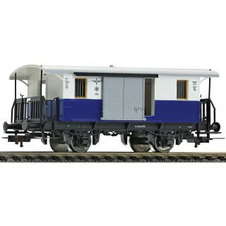 Fleischmann Batožinový vagón, Plesnivec súkromná železničná stanica