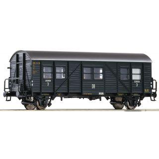 ROCO Pomocný osobný vagón 3. triedy iné číslo, DRB