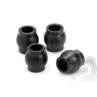 Kuličky 5,8 x 6 mm (4 ks)