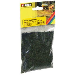 Statická tráva, lesná pôda, 2,5 mm, 20 g