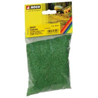 Statický materiál, stredne zelená, 42 g