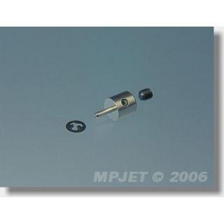 2758 Koncovka táhla Snap pr.1,5mm 2 ks