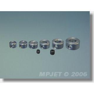 2812 Stavěcí kroužek dural 5 mm 4 ks