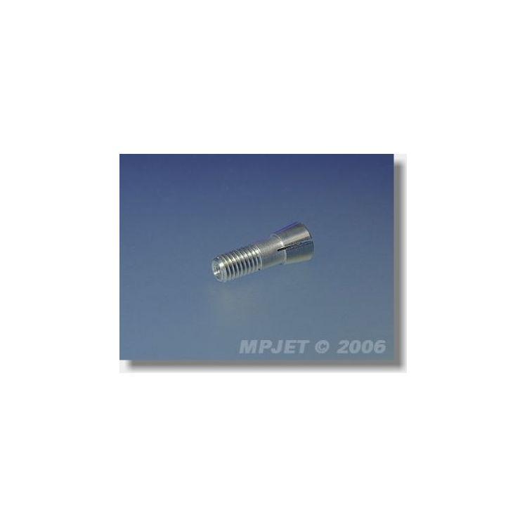 7009 Kleština pro ALU pr.3,2mm M5 pro trámec velikost 8x6