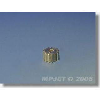 8026 Pastorek 11 zubů, otvor 2,3mm pro převod 4,1:1, modul 0,5