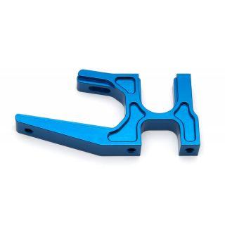 Hliníkový modrý držák motoru