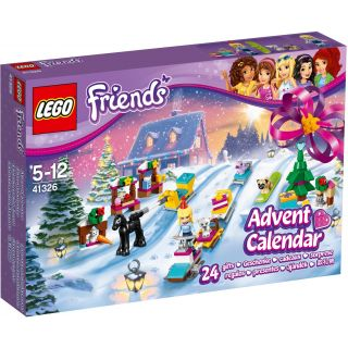 LEGO Friends - Adventný kalendár